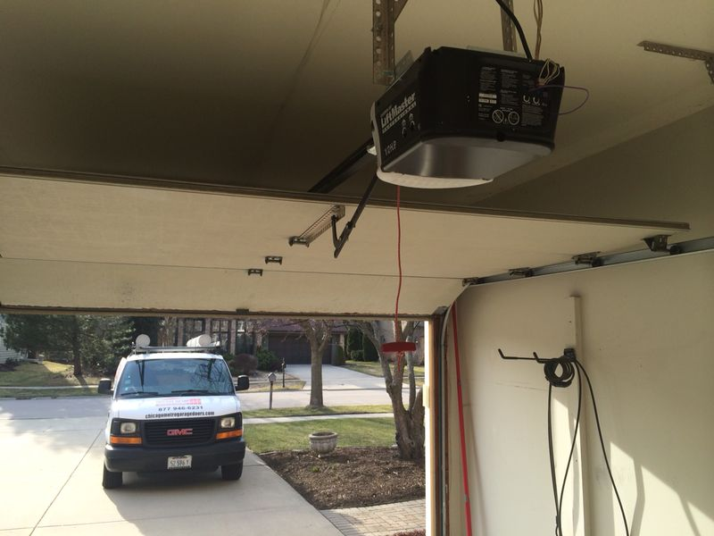 company the door openers garage opener lifter