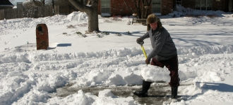 Are You Putting Your Heart at Risk by Shoveling Snow