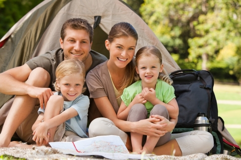How to Plan a Family Camping Trip Picture
