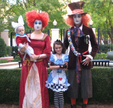 Matching Family Halloween Costumes Ideas Picture