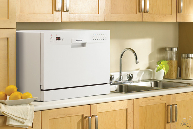 Save space and time with a desktop dishwasher family inc - Dishwasher for small space gallery ...
