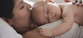 Sleep Tricks for New Mums