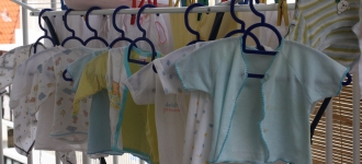 The Proper Way of Sanitizing Baby Clothes Picture