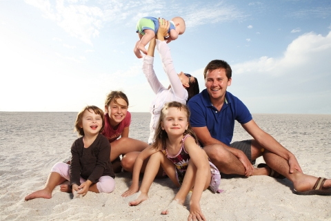 Three Steps to the Perfect Family Vacation Picture