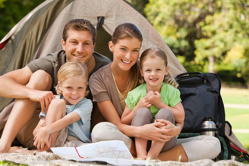 how to plan a family camping trip family inc