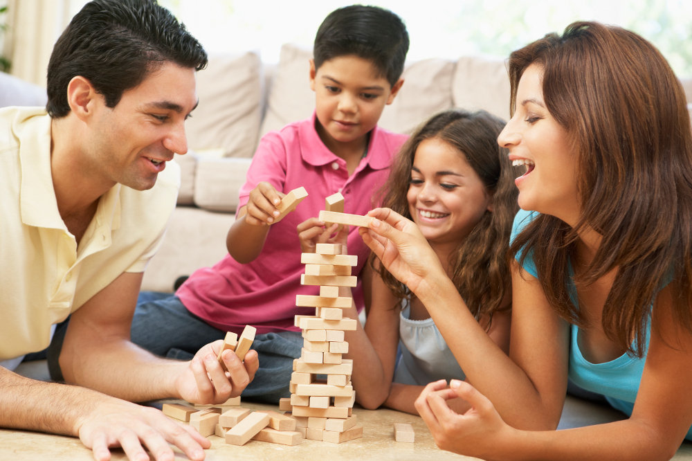 Outsourcing Tasks for More Family Quality Time